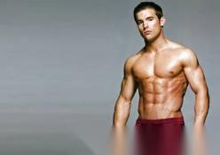 """竹竿想变肌肉男 坚持7个方法让你脱衣有""""肉"""""""